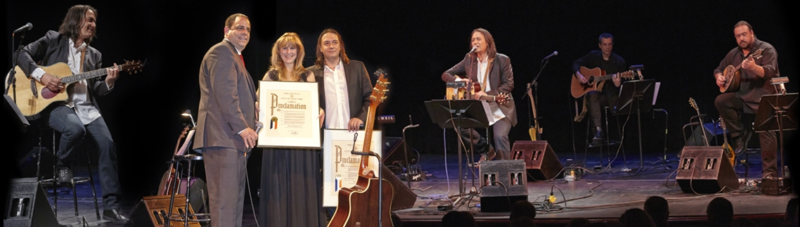 Greek Music Journey 2015 With Yannis Kotsiras